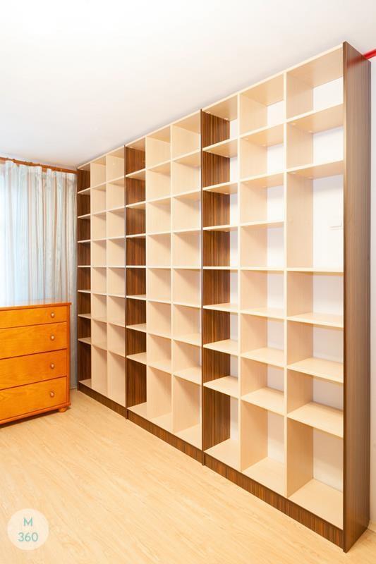 Необычный книжный шкаф на заказ Арт 10