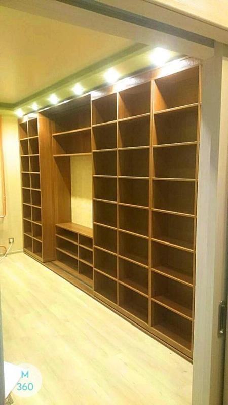 Необычный книжный шкаф Леви Арт 000248727