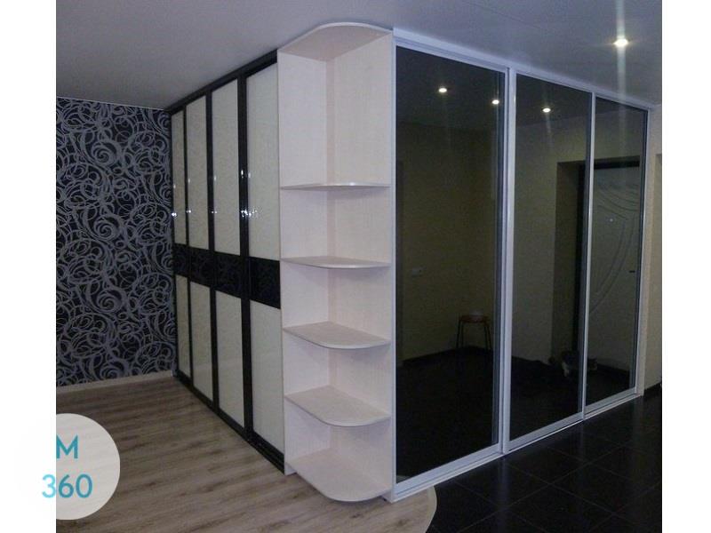 Шкаф со стеклом Реджайна Арт 000292685