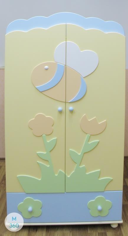 Шкаф для новорожденных Ульм Арт 000314896