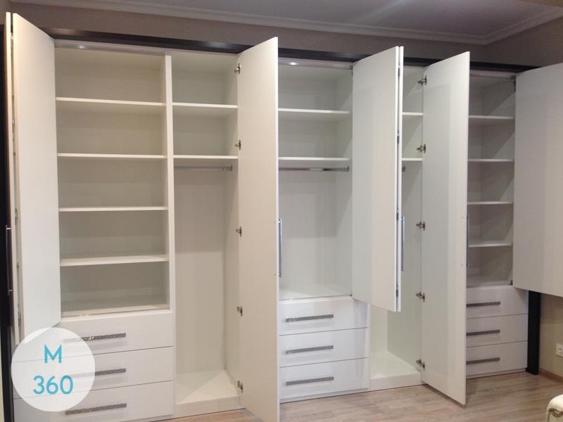 Шкаф с выдвижными ящиками Дориэно Арт 000480748