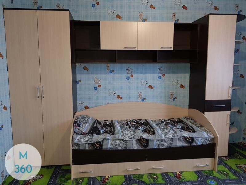 Гардеробный шкаф для детской Форт-Уэрт Арт 000522981