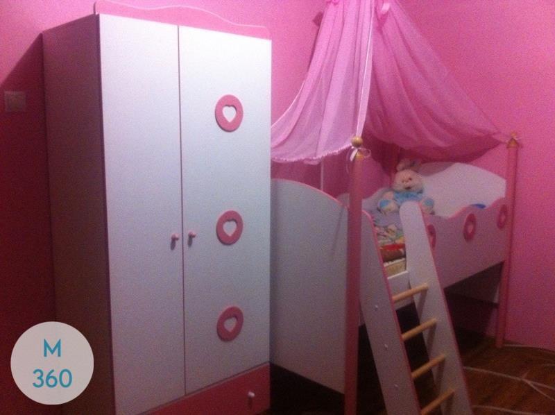 Гардеробный шкаф для детской Олдридж Арт 000559082