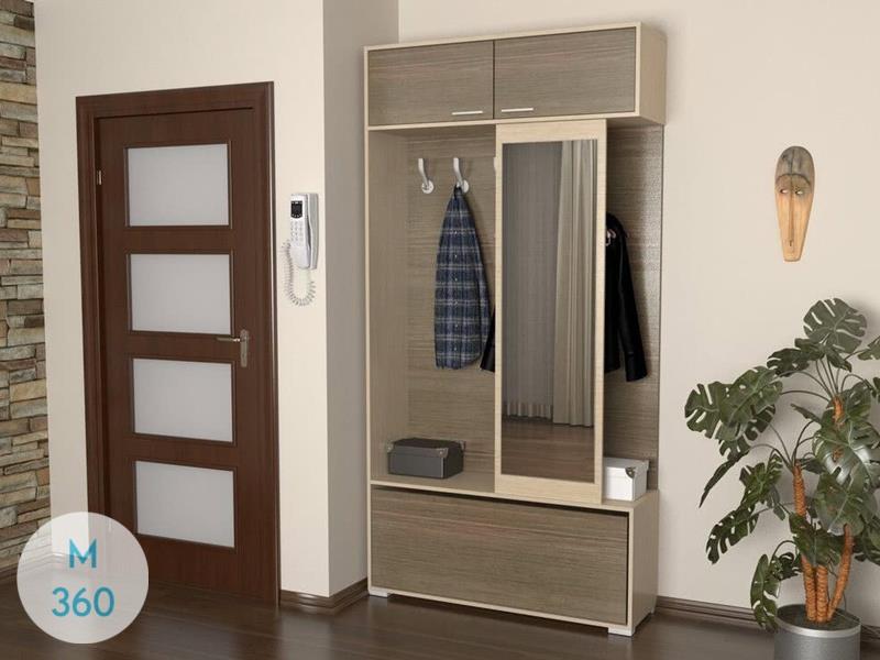 Одностворчатый шкаф купе Бандар-Сери-Багаван Арт 000653027