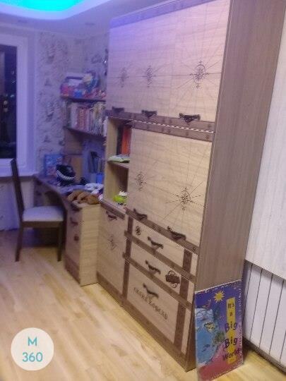 Гардеробный шкаф для детской Фараон Арт 000691418
