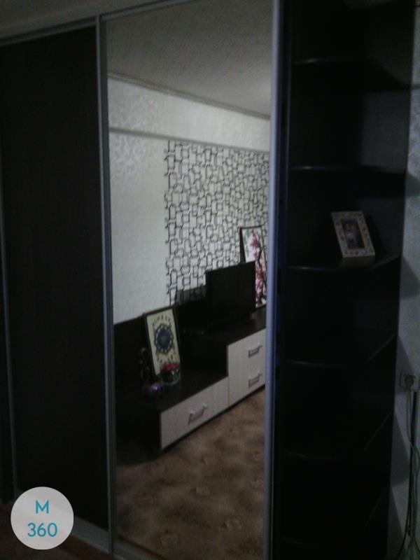 Черный шкаф купе Дентон Арт 000702002