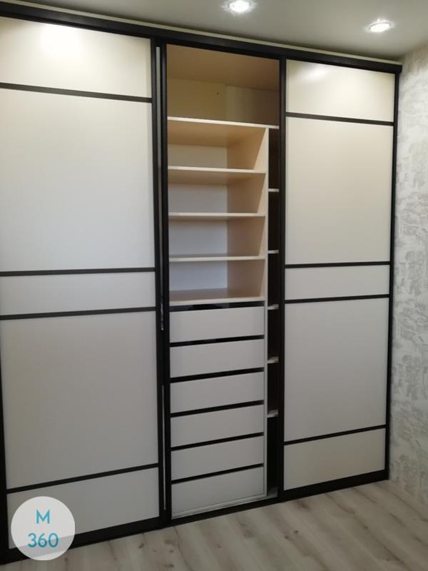 Современный шкаф купе Алонзо Арт 000728648