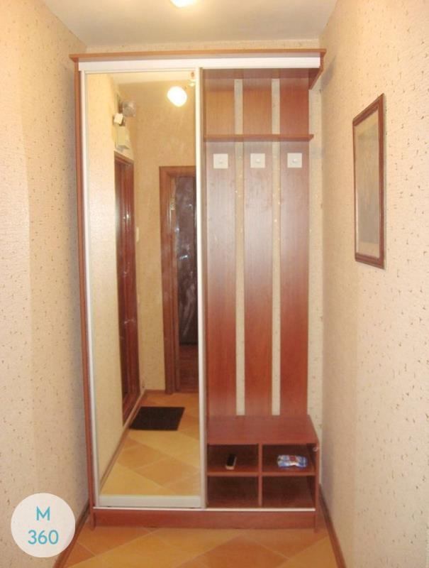 Одностворчатый шкаф купе Гармония Арт 000814721