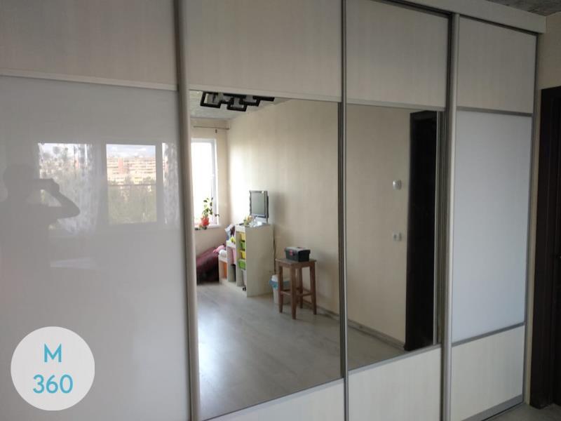 Серый шкаф купе Дакар Арт 000947602