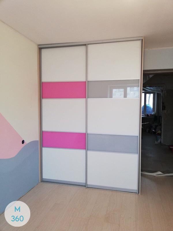 Шкаф купе для девочки Благовещенск Арт 001038411