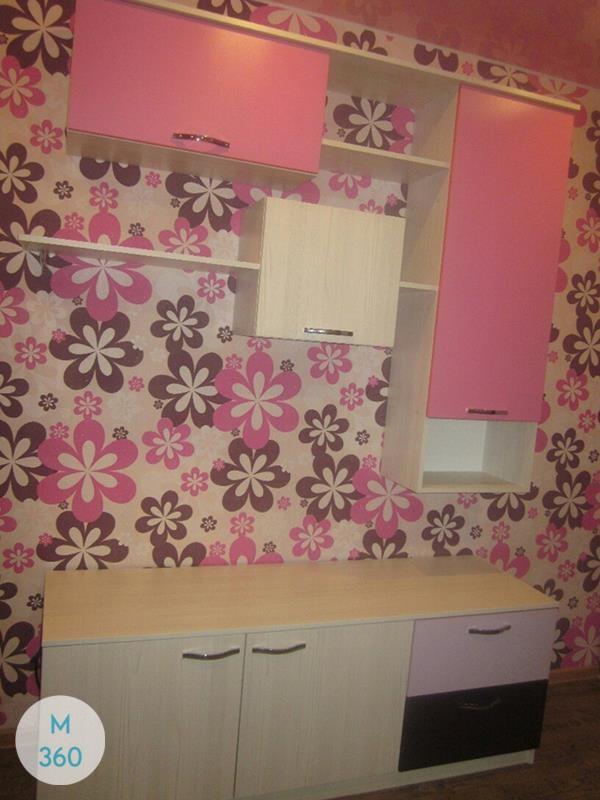 Шкаф для девочки Габороне Арт 001185929