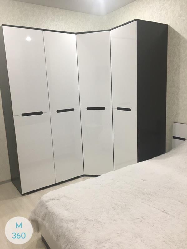Распашной шкаф с ящиками Филадельфия Арт 001289250