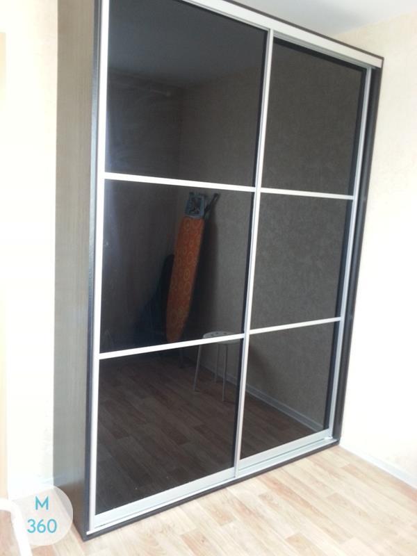 Шкаф-купе стеклянные двери Монтгомери Арт 001379563