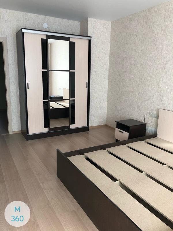Шкаф с фацетными зеркалами Эмбер Арт 001513726