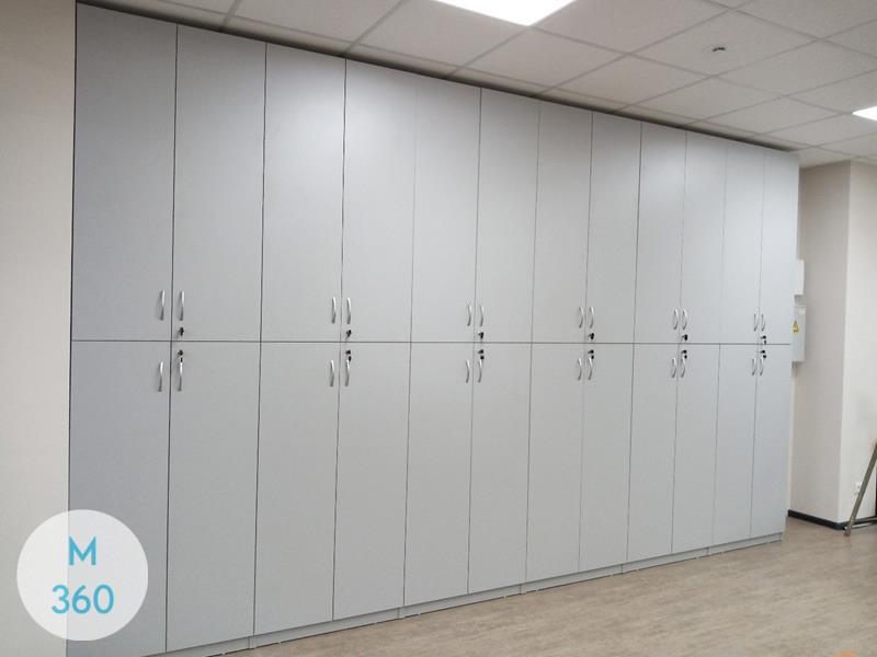 Двухъярусный шкаф Оскар Арт 001531521