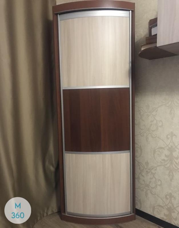 Радиусный шкаф в прихожую Хастл Арт 001537105
