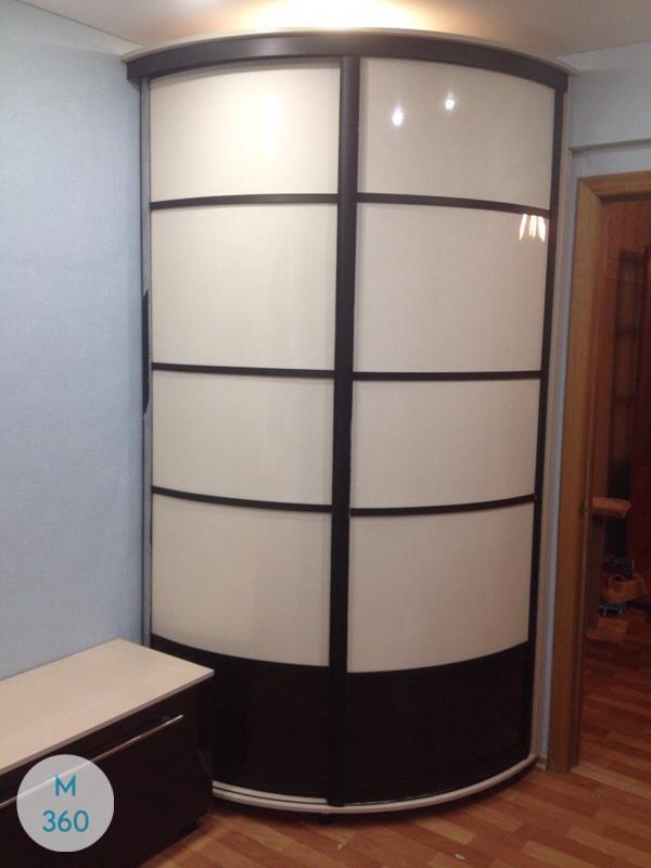 Угловой радиусный шкаф Робилини Арт 001546060