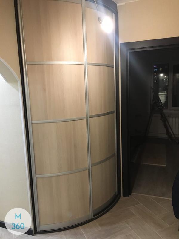 Угловой радиусный шкаф Лусака Арт 001565521