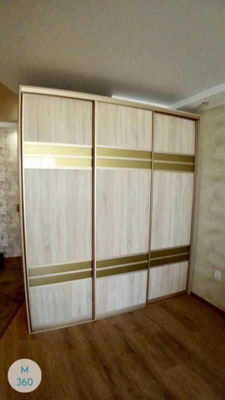 Широкий шкаф купе Берцелиус Арт 001745005
