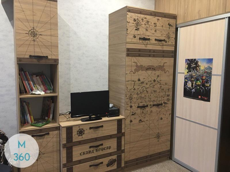 Необычный книжный шкаф Бийск Арт 002252601