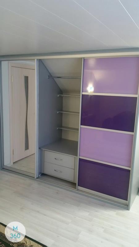 Глубокий шкаф Милана Арт 002263446