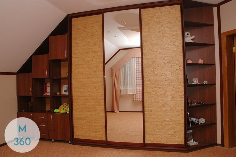 Скошенный шкаф Злата Арт 002359524