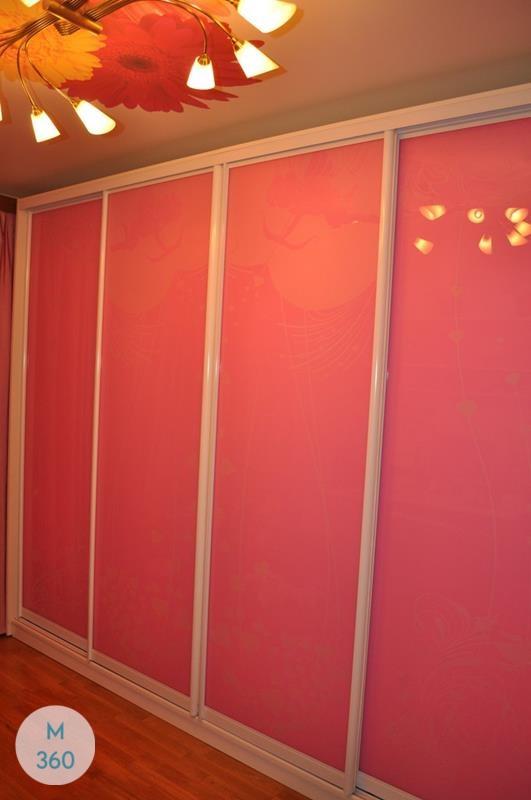 Дизайнерский шкаф Марина Арт 002655491