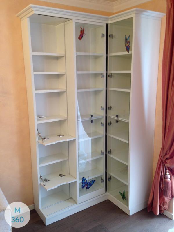 Шкаф со стеклом Мия Арт 002787490