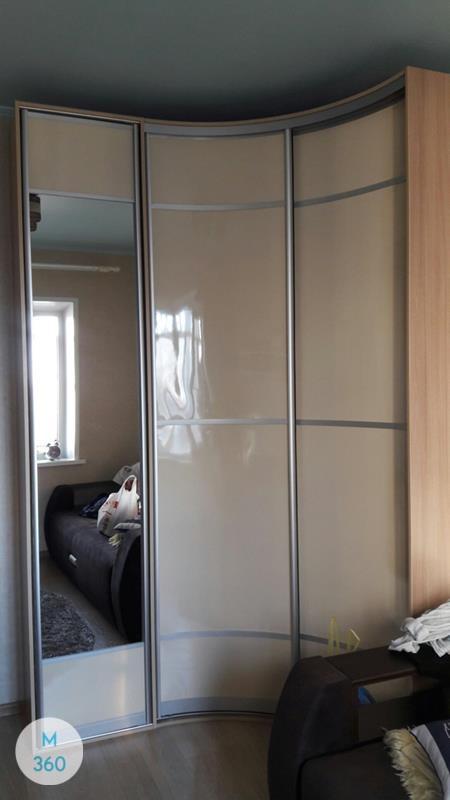 Радиусный вогнутый шкаф Палмдейл Арт 002821401