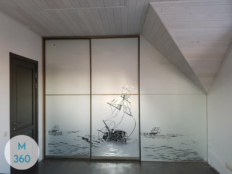 Шкаф в морском стиле Тапажос Арт 002849238