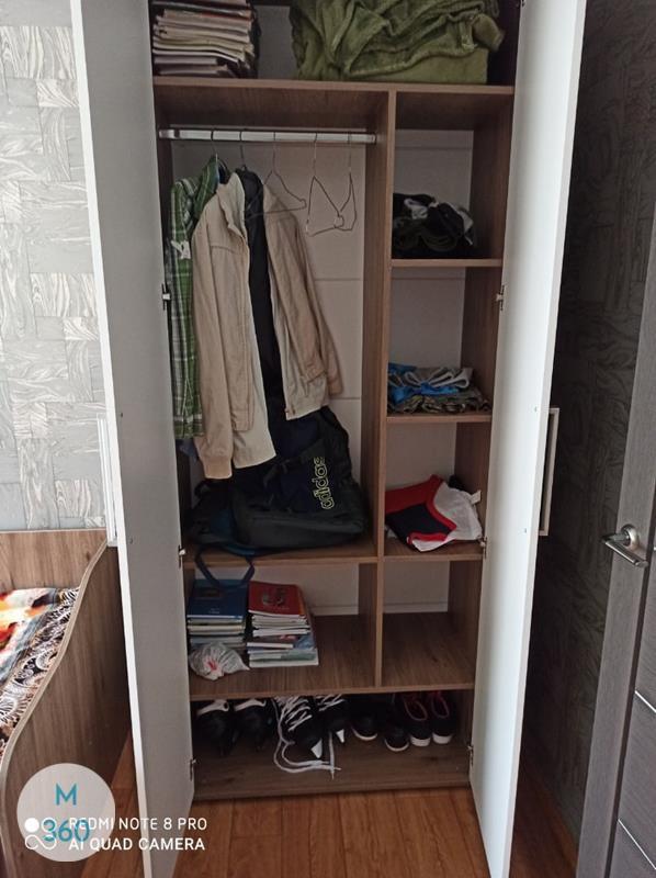 Маленький шкаф Абердин Арт 002954305