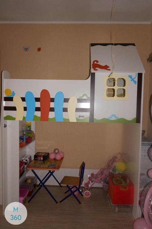 Шкаф для игрушек в детскую Габриэль Арт 003024015
