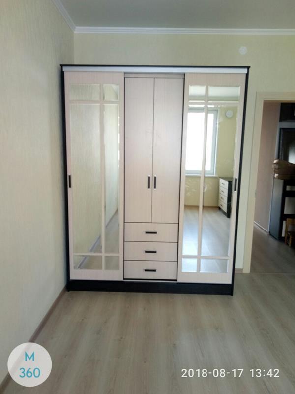 Шкаф с фацетными зеркалами Германия Арт 003024157
