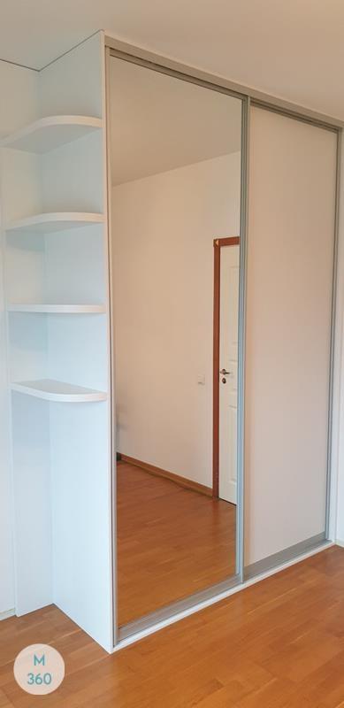 Шкаф с фацетными зеркалами Вальехо Арт 003024305