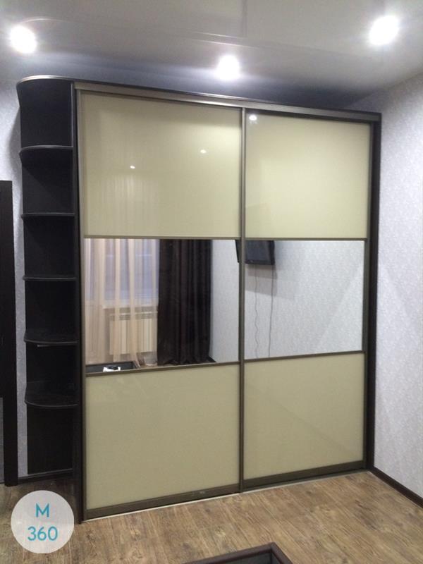 Шкаф под лестницу Эверетт Арт 003045151
