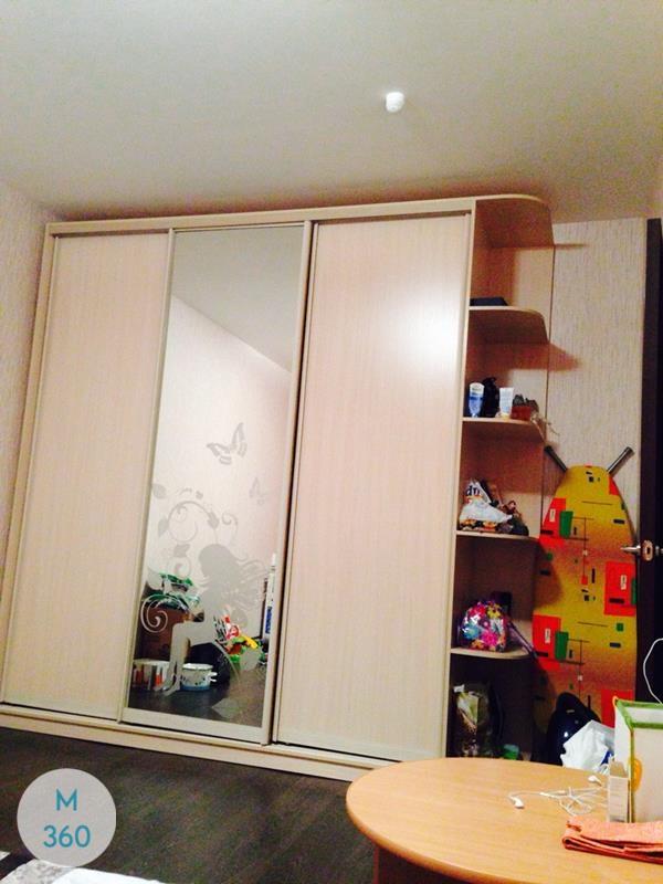 Шкаф с фацетными зеркалами Ричардсон Арт 003308001