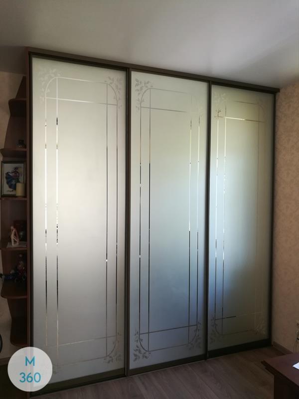 Раздвижная стеклянная дверь Тренто Арт 003385199