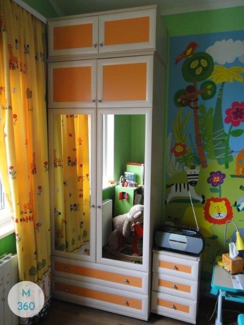 Гардеробный шкаф для детской Солигорск Арт 003497097