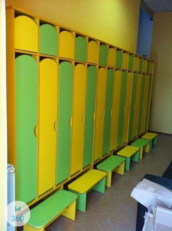 Шкаф для детских раздевалок Сидар-Рапидс Арт 003553267