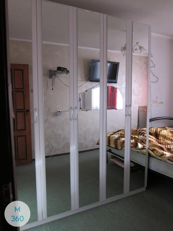 Шкаф с боковым зеркалом Нильсон Арт 003647166