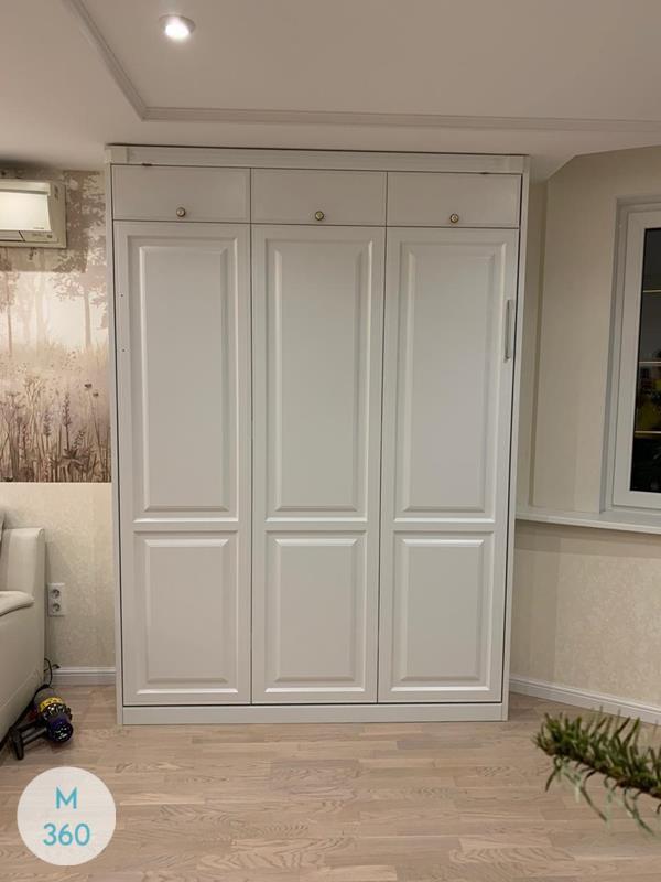 Двуспальный шкаф кровать Сиэтл Арт 003780761