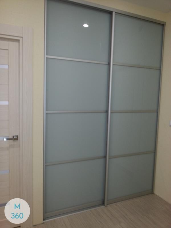 Раздвижная стеклянная дверь Терра Арт 003908154