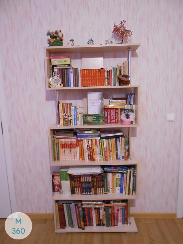 Необычный книжный шкаф Шербрук Арт 003931174