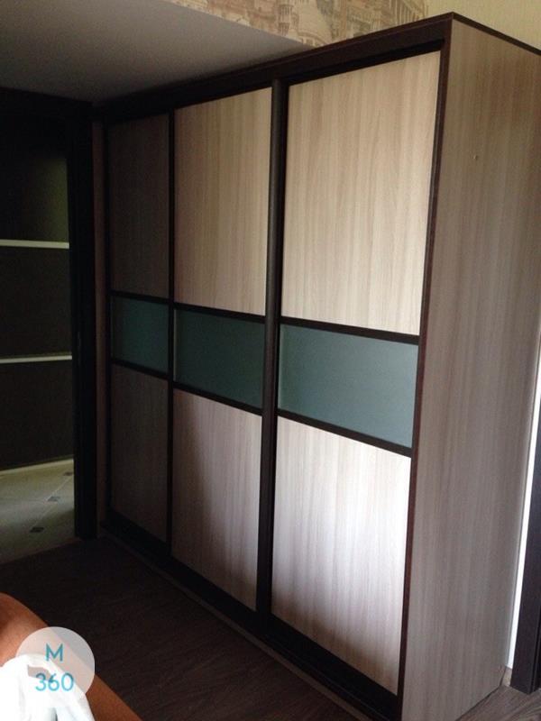 Шкаф со стеклом Индия Арт 004233115