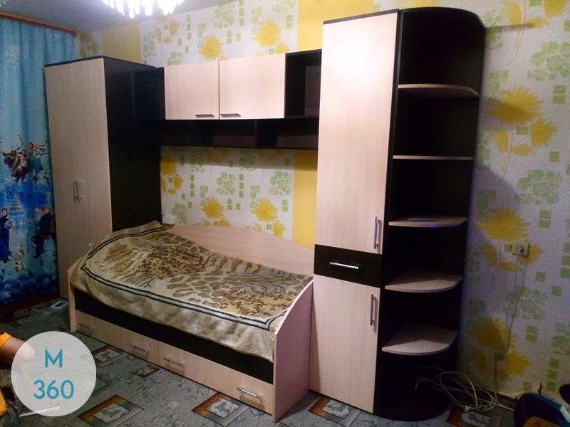 Двуспальный шкаф кровать Солсбери Арт 004301549