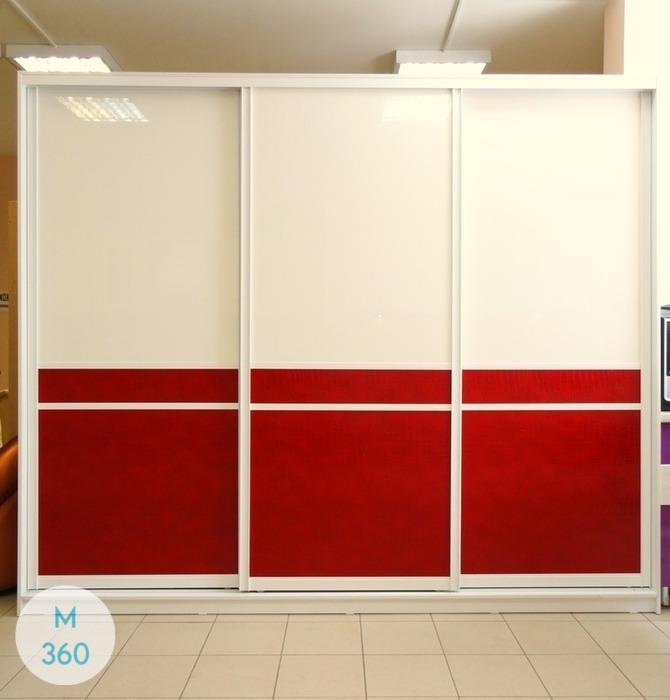 Красный шкаф Мескит Арт 004365229