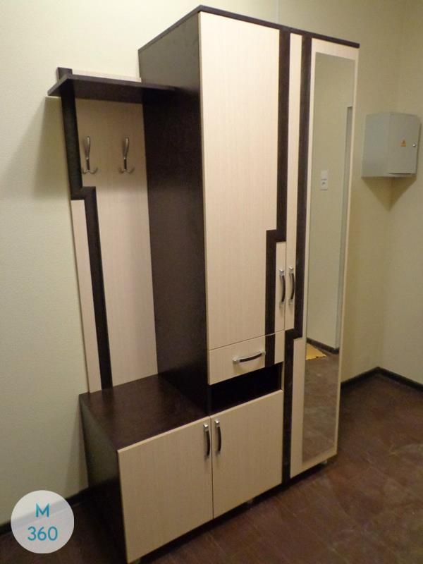 Шкаф с боковым зеркалом Джианни Арт 004486067