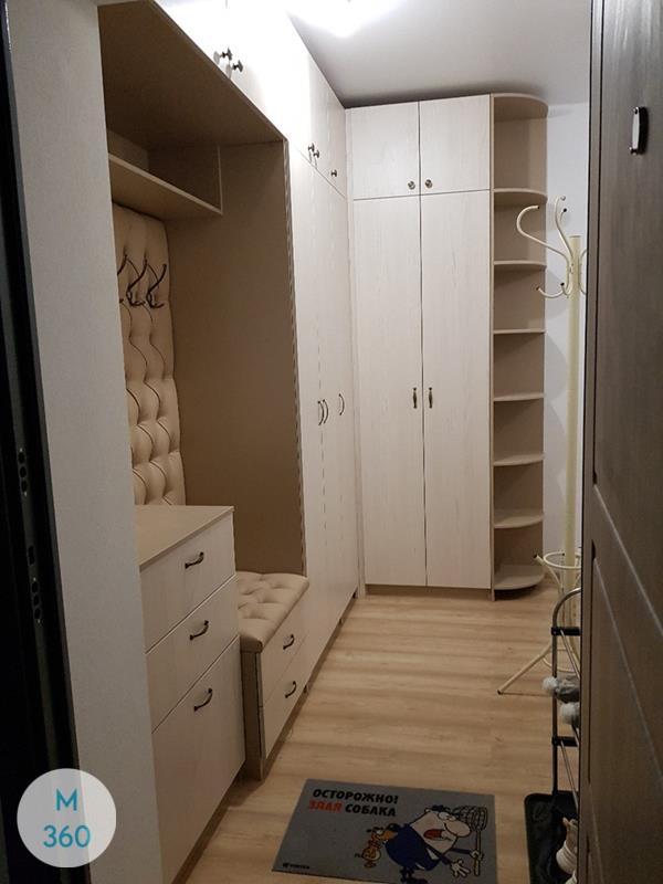 Распашной шкаф с зеркалом Лилль Арт 004496533