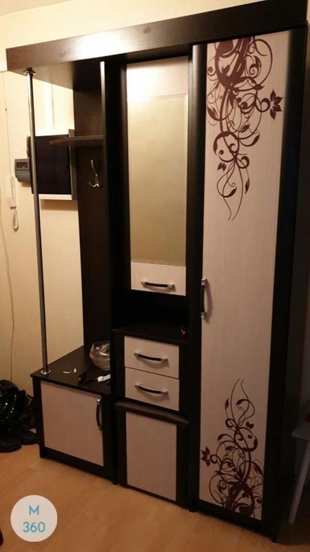 Шкаф-колонна Амга Арт 004679271