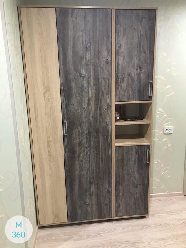 Распашной шкаф лофт Исламабад Арт 004751839